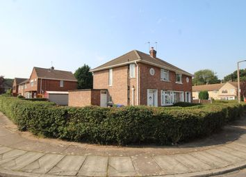 Thumbnail 3 bed semi-detached house for sale in Castell Crescent, Doncaster