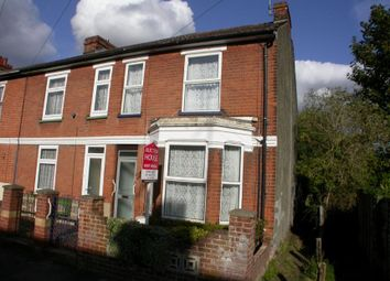 Thumbnail 3 bed end terrace house for sale in 2 Khartoum Road, Ipswich, Suffolk