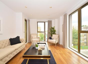 Thumbnail 3 bed flat for sale in Crondall Street, London