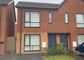 2 bed semi-detached house for sale in Othello Close, Stafford ST17