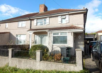 Thumbnail 3 bed semi-detached house to rent in Broadfield Road, Knowle Park, Bristol