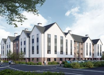 Thumbnail Block of flats for sale in Champion Way, Bedford