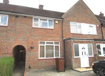 Thumbnail 4 bed terraced house to rent in Gateshead Road, Borehamwood
