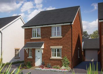 "Thumbnail 3 bed detached house for sale in ""The Salisbury II"" at Chard Road, Axminster"
