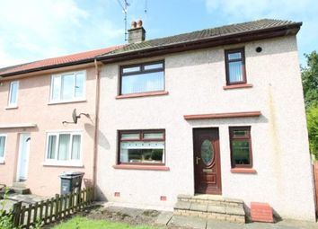 Thumbnail 2 bed end terrace house for sale in Sharpe Avenue, Dreghorn, Irvine, North Ayrshire