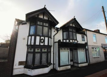 Thumbnail 3 bed terraced house for sale in Liverpool Road, Kidsgrove, Stoke-On-Trent