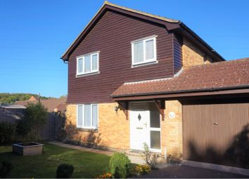 Thumbnail 4 bed detached house for sale in Paddock Road, Ashford