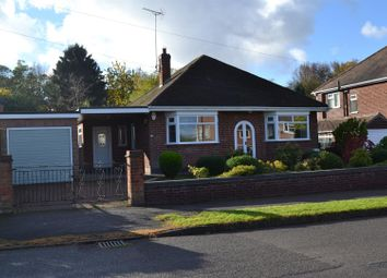 Thumbnail 2 bed detached bungalow for sale in Longlands Road, Midway, Swadlincote
