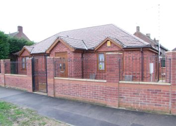 Thumbnail 2 bed detached bungalow for sale in Trent Avenue, Willington, Derby