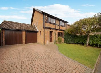 Thumbnail 4 bed detached house for sale in Four Acre Coppice, Hook