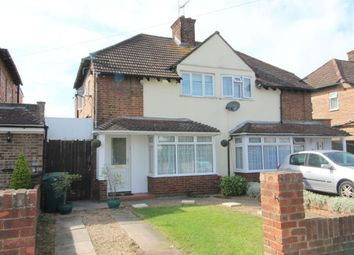 Thumbnail 3 bed semi-detached house for sale in Desford Way, Ashford