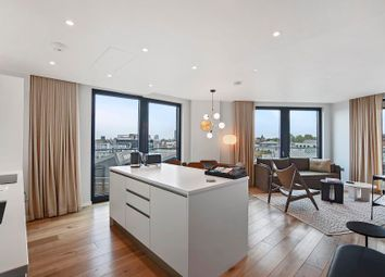 Thumbnail 3 bed flat to rent in Dockray Place, Camden