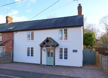 Thumbnail 4 bed cottage for sale in White Horse Road, East Bergholt, Colchester