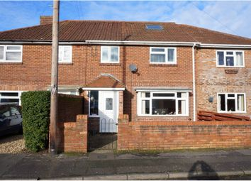 Thumbnail 3 bed terraced house for sale in Coniston Road, Ringwood