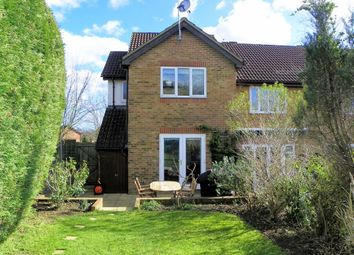 Thumbnail 1 bed semi-detached house for sale in Broad Hinton, Twyford