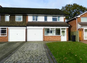 Thumbnail 3 bed property for sale in Poplars Drive, Castle Bromwich, Birmingham