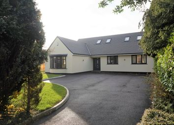 Thumbnail 4 bed detached bungalow to rent in The Hill, Glapwell, Chesterfield
