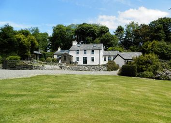 Thumbnail 4 bed detached house for sale in Plwmp, Llandysul