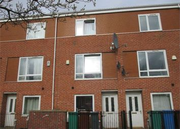Thumbnail 4 bed terraced house to rent in Markfield Avenue, Manchester