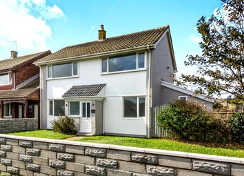 Thumbnail 4 bedroom link-detached house for sale in Shearwater Close, Porthcawl