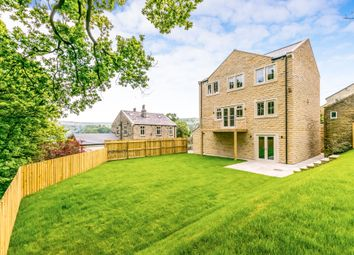 Thumbnail 4 bed detached house for sale in Cooper Lane, Holmfirth