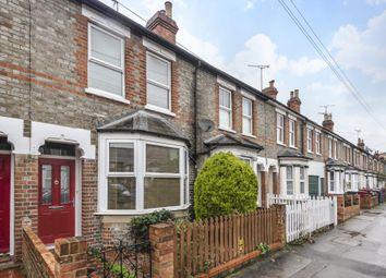3 bed terraced house for sale in De Montfort Road, Reading RG1