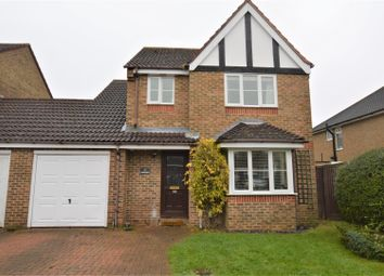 Thumbnail Link-detached house for sale in Manor Way, Croxley Green, Rickmansworth