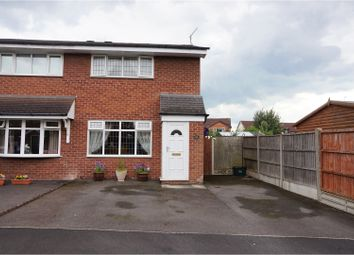 Thumbnail 2 bed semi-detached house for sale in Pacific Road, Stoke-On-Trent
