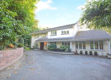 Thumbnail 5 bed detached house to rent in Prior Croft Close, Camberley, Surrey