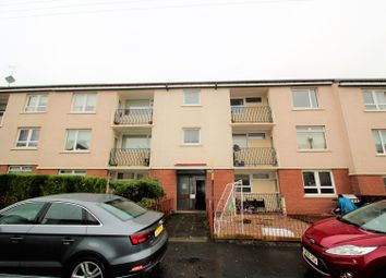 Thumbnail 2 bed flat for sale in 218 Rotherwood Avenue, Glasgow