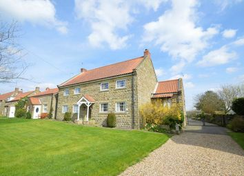 Thumbnail 5 bed detached house for sale in Main Street, Levisham, Pickering