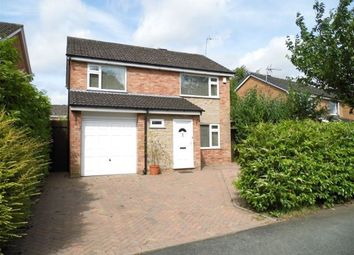 Thumbnail 4 bed detached house to rent in Murrayfield Drive, Willaston, Nantwich