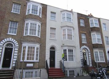 Thumbnail 4 bed town house to rent in Union Crescent, Margate