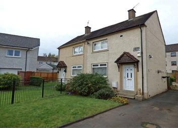Thumbnail 2 bedroom semi-detached house for sale in Union Street, Motherwell, North Lanarkshire