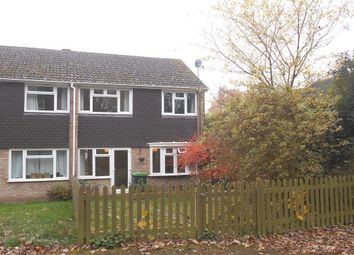 Thumbnail 3 bed end terrace house for sale in Towns End Road, Sharnbrook, Bedfordshire