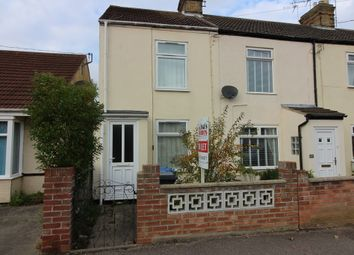 Thumbnail 3 bed terraced house to rent in Colville Road, Lowestoft