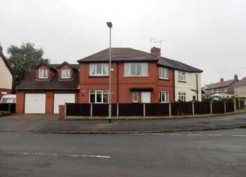 Thumbnail 4 bed semi-detached house for sale in Dukeries Crescent, Worksop