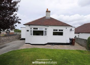 Thumbnail 3 bed detached bungalow for sale in Poplars Estate, Pentre Halkyn, Holywell