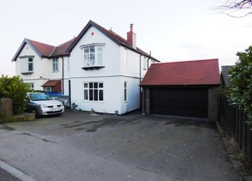 Thumbnail 4 bed semi-detached house for sale in Buxton Road, Chinley, High Peak, Derbyshire
