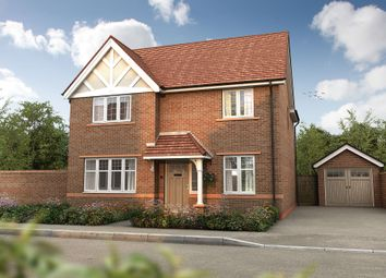 "Thumbnail 4 bed detached house for sale in ""The Tyndale"" at Wharford Lane, Runcorn"