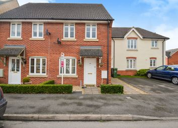 Thumbnail 2 bed semi-detached house for sale in King Edward Close, Calne