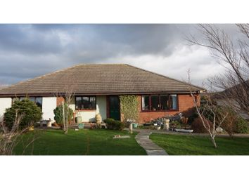 Thumbnail 4 bed detached bungalow for sale in Cae Penrallt, Holyhead
