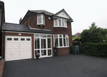 Thumbnail 3 bed detached house for sale in Summerfields Avenue, Halesowen