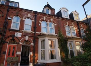 Thumbnail 8 bed terraced house to rent in Regent Park Terrace, Hyde Park, Leeds