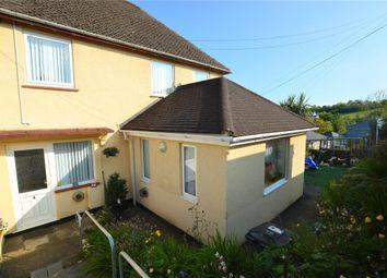 Thumbnail 3 bed end terrace house for sale in Glebelands, Buckfastleigh, Devon