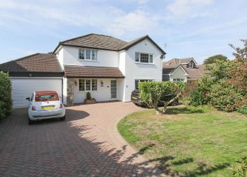 Thumbnail 3 bed detached house for sale in Edward Road, Clevedon
