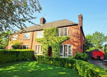 Thumbnail 4 bed semi-detached house for sale in New Road, Great Baddow, Chelmsford, Essex