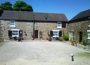 Thumbnail 2 bed cottage to rent in Longnor, Buxton Derbyshire