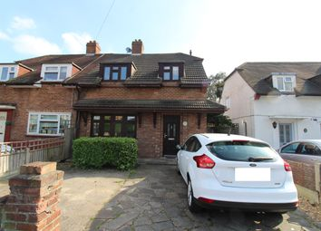 Thumbnail 3 bed semi-detached house for sale in White Hart Lane, Collier Row