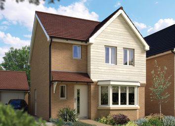 "Thumbnail 3 bed detached house for sale in ""The Epsom"" at Toddington Lane, Wick, Littlehampton"